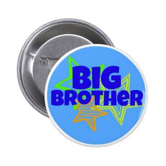Hermano mayor (botón) pin redondo 5 cm