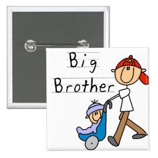 Hermano mayor con pequeño Brother Pin