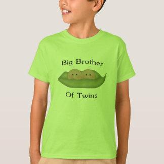 Hermano mayor de gemelos playera