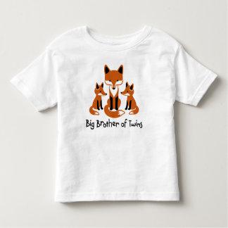 Hermano mayor de los gemelos - camisetas del Fox Camisas
