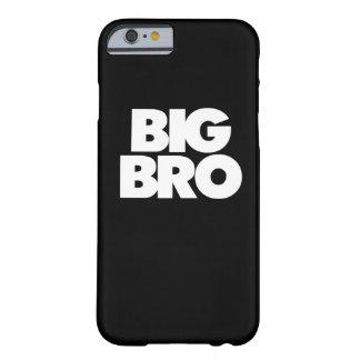 Hermano mayor del bro grande funda barely there iPhone 6