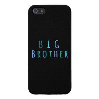 Hermano mayor en azul iPhone 5 cobertura