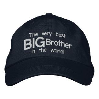 Hermano mayor - gorra bordado gorros bordados