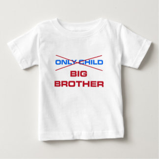 Hermano mayor - no hijo único más playera