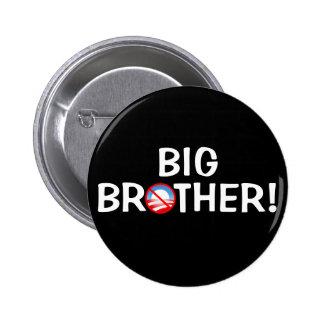 ¡Hermano mayor! - Obama Pin Redondo 5 Cm