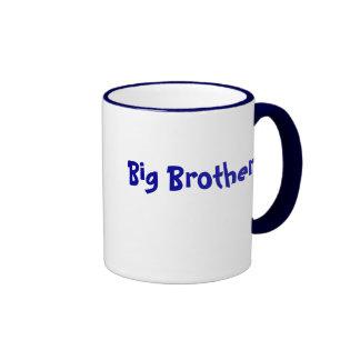 Hermano mayor tazas de café