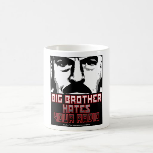 Hermano mayor tazas