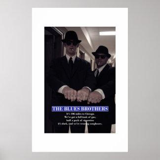 Hermanos 2007 de los azules impresiones