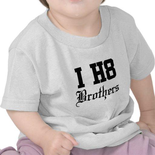 hermanos camisetas