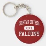 Hermanos cristianos - Falcons - altos - Sacramento Llaveros Personalizados