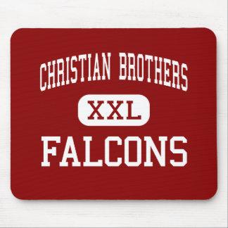 Hermanos cristianos - Falcons - altos - Sacramento Tapetes De Ratones