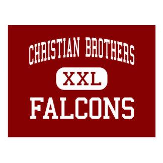 Hermanos cristianos - Falcons - altos - Sacramento Postal
