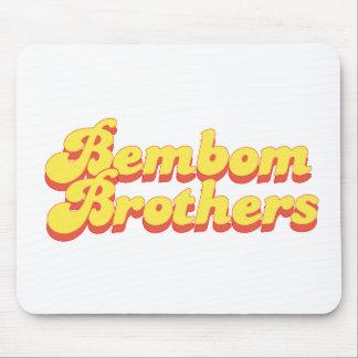 Hermanos de Bembom: pogo Alfombrillas De Raton