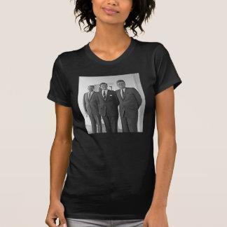 Hermanos de Kennedy, Juan, Ted, Roberto Camisetas