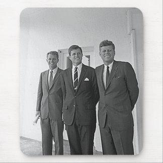 Hermanos de Kennedy, Juan, Ted, Roberto Alfombrilla De Raton