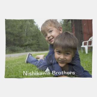 Hermanos de Nishikawa Toalla De Mano