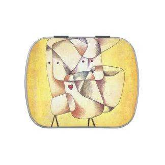 Hermanos de Paul Klee- Latas De Dulces