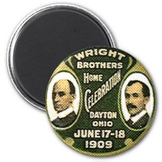 Hermanos de Wright - imán