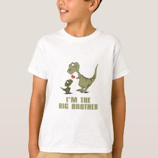 Hermanos del dinosaurio playera