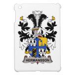 Hermansson Family Crest iPad Mini Covers