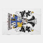 Hermansson Family Crest Towel