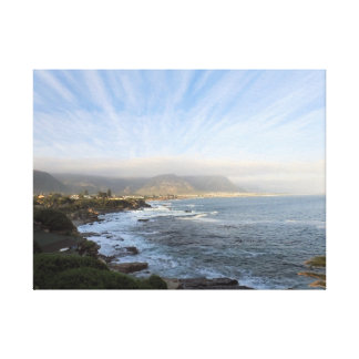 Hermanus, South Africa Canvas Print