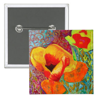 hermaphroditic blush (painting) button