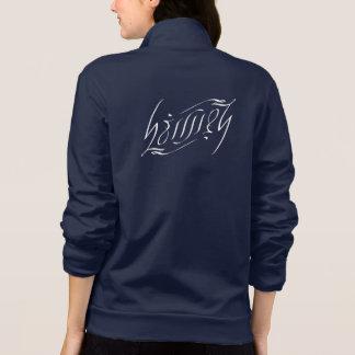 Hermes Ambigram Jackets