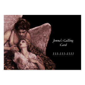 Hermes and the Maiden Large Business Cards (Pack Of 100)