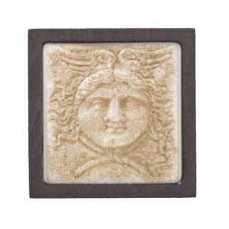 Hermes Greek God Jewelry Box