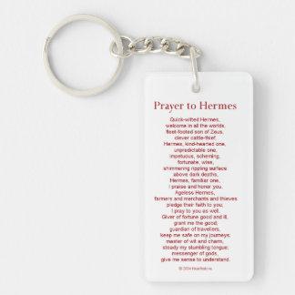 Hermes Keychain