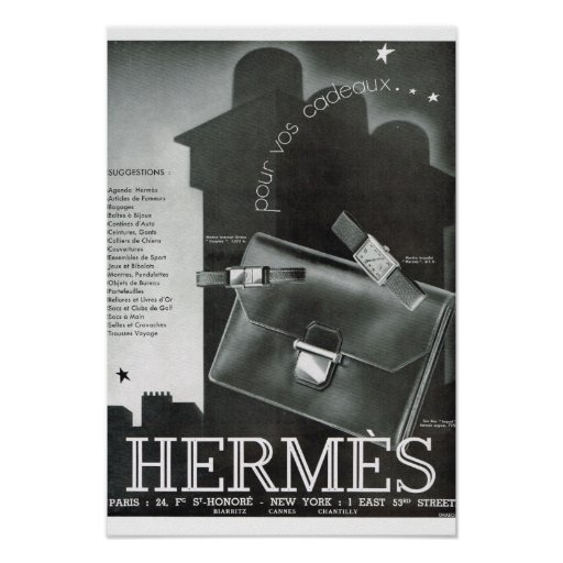 Hermes Posters