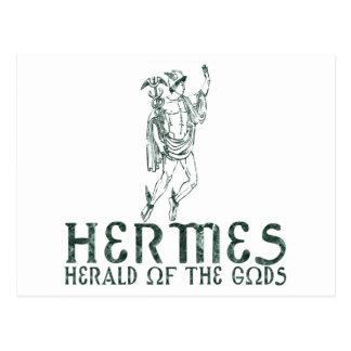 Hermes Postcard