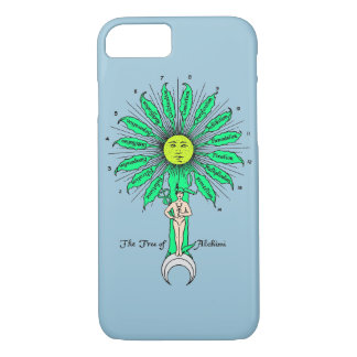Hermes Sacred Tree of Alchemy iPhone 8/7 Case