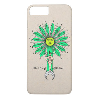 Hermes Sacred Tree of Alchemy iPhone 8 Plus/7 Plus Case