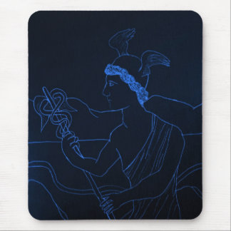 Hermes - The Messenger God Mouse Pad