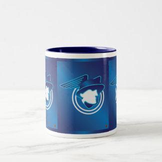 Hermes Two-Tone Coffee Mug