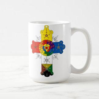 Hermetic Cross Mug
