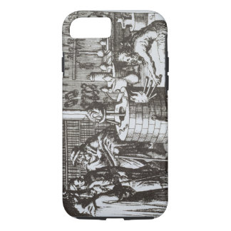 Hermetic Philosophers and an Alchemist, from 'Muse iPhone 8/7 Case