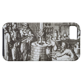 Hermetic Philosophers and an Alchemist, from 'Muse iPhone SE/5/5s Case