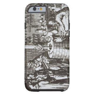 Hermetic Philosophers and an Alchemist, from 'Muse iPhone 6 Case