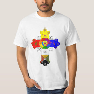 Hermetic Rosacruz t-shirt
