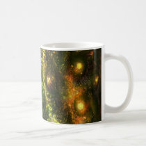 flower, green, colors, textures, organic, structure, decorate, decorative, weird, modern, abstract, houk, art, artwork, digital art, digital, graphic, special, eerie, cool, unique, awesome, amazing, inspiring, background, Mug with custom graphic design