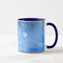 form, color, textures, organic, structure, decorate, decorative, weird, modern, abstract, houk, art, artwork, digital art, digital, graphic, special, eerie, cool, unique, awesome, amazing, inspiring, background, graphic art, Mug with custom graphic design