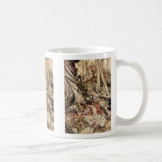 Hermia and Lysander Coffee Mug