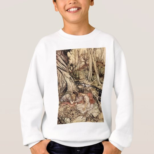 Hermia and Lysander Sweatshirt