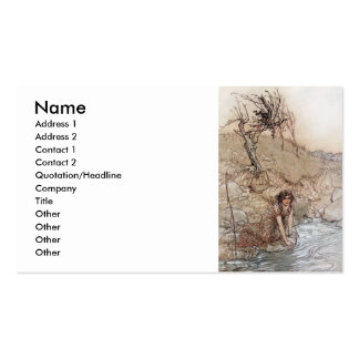 Hermia by Stream Business Card