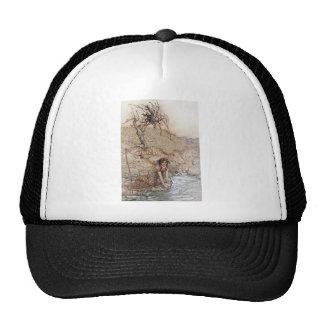 Hermia by Stream Trucker Hat