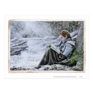 Hermione 13 postcard