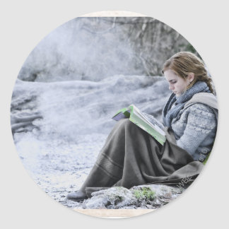 Hermione 13 sticker